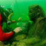 Discovery : Diving in Alexandria