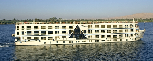 M/S Concerto Floating Hotel