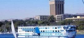 Wonderful Nile Sailing( Cairo-Nile Cruise ) by Air