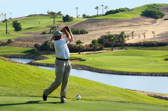 Royal Valley Golf Course in Luxor