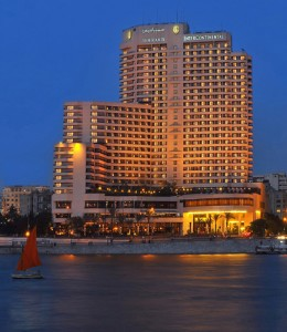 Semiramis Intercontinental Hotel
