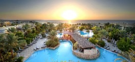 Relax with Golden Sun Rays (Sharm El-Sheikh)